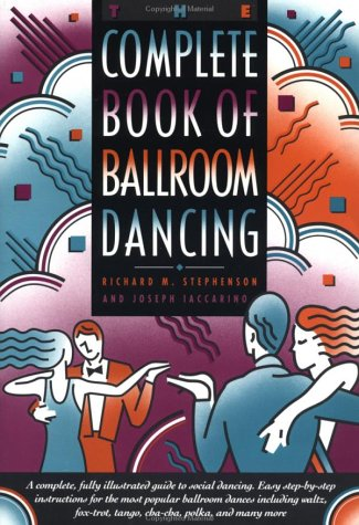Complete Book of Ballroom Dancing  N/A edition cover