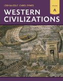 Western Civilizations: Their History & Their Culture  2013 edition cover