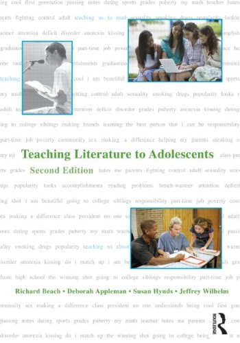 Teaching Literature to Adolescents  2nd 2011 (Revised) edition cover