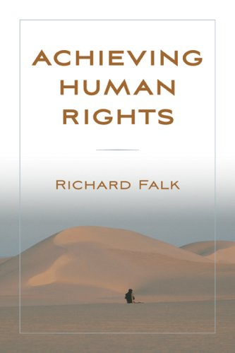 Achieving Human Rights   2009 edition cover