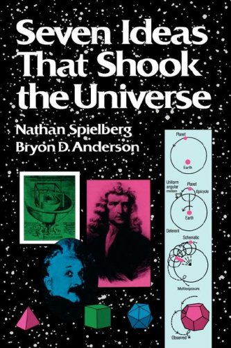 Seven Ideas That Shook the Universe   1987 9780471848165 Front Cover