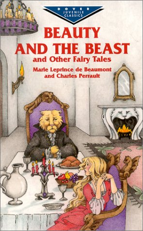 Beauty and the Beast and Other Fairy Tales   2001 edition cover