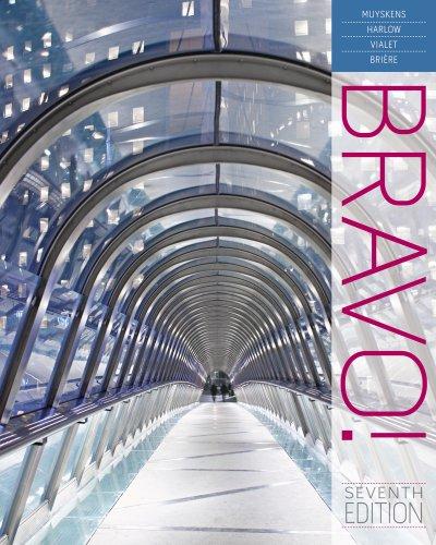 Bravo!  7th 2012 edition cover