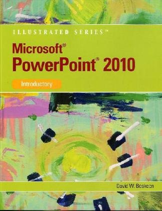 Microsoft� Office Powerpoint� 2010, Introductory   2011 edition cover