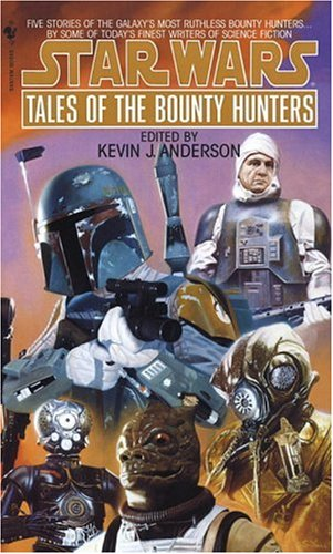 Tales of the Bounty Hunters: Star Wars Legends   1996 9780553568165 Front Cover