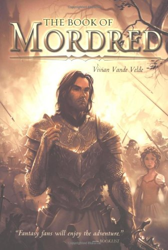 Book of Mordred   2005 9780618809165 Front Cover