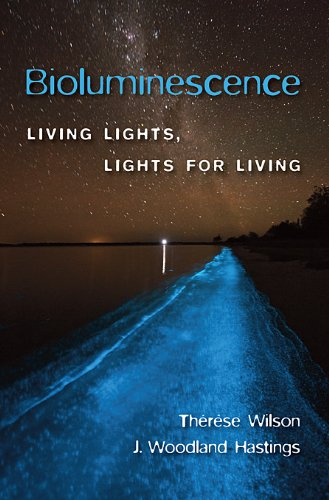 Bioluminescence Living Lights, Lights for Living  2013 9780674067165 Front Cover