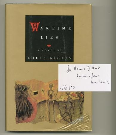Wartime Lies N/A 9780679400165 Front Cover