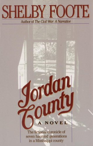 Jordan County A Landscape in Narrative N/A edition cover
