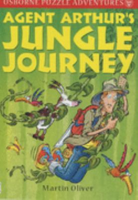 Agent Arthur's Jungle Journey N/A edition cover