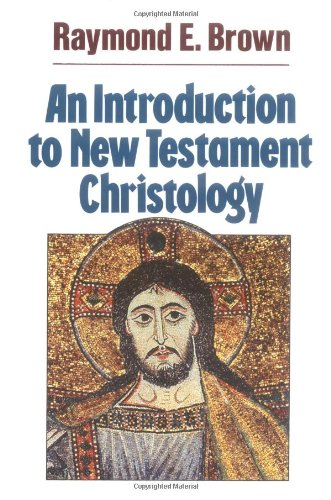 Introduction to New Testament Christology  N/A edition cover