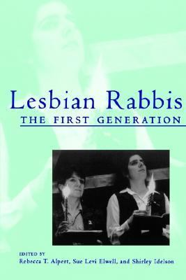 Lesbian Rabbis The First Generation  2001 edition cover