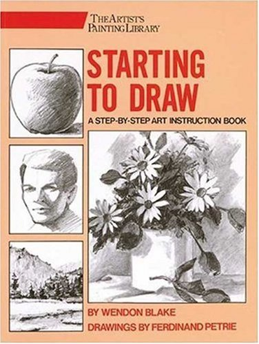 Starting to Draw  25th 2006 (Revised) edition cover