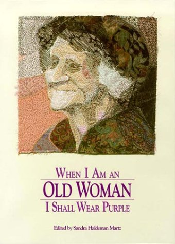 When I Am an Old Woman I Shall Wear Purple  2nd edition cover