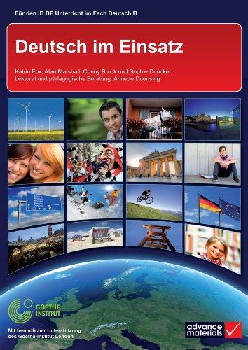 Deutsch Im Einsatz, Schulerbuch   2015 edition cover
