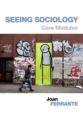 Seeing Sociology Core Modules  2014 edition cover