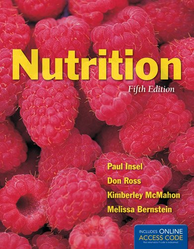 Nutrition  5th 2014 edition cover