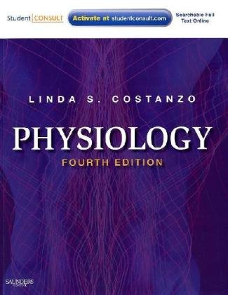 Physiology  4th 2010 (Student Manual, Study Guide, etc.) edition cover
