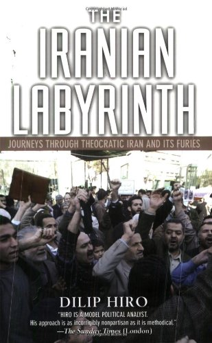 Iranian Labyrinth Journeys Through Theocratic Iran and Its Furies N/A 9781560257165 Front Cover