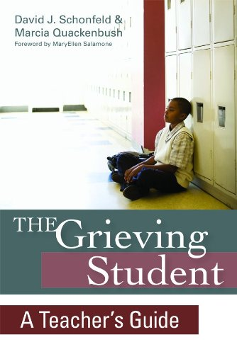 Grieving Student A Teacher's Guide  2010 edition cover