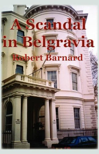 Scandal in Belgravia   2000 edition cover
