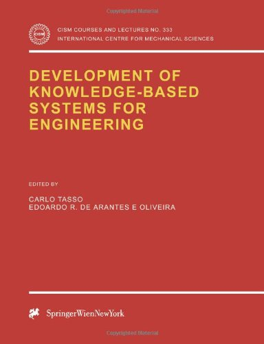 Development of Knowledge-Based Systems for Engineering   1998 9783211829165 Front Cover