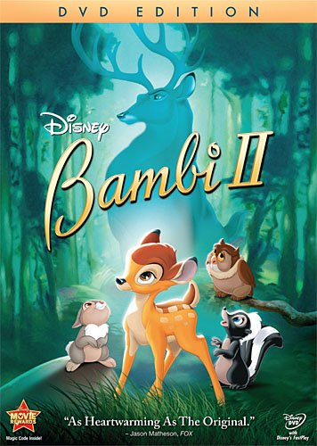 Bambi 2 System.Collections.Generic.List`1[System.String] artwork