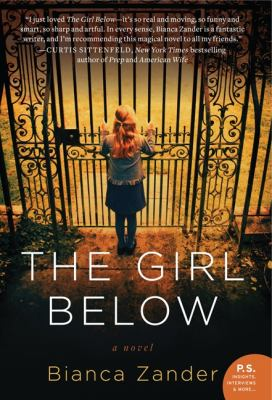 Girl Below   2012 9780062108166 Front Cover