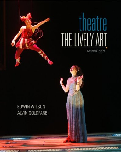 Theatre The Lively Art 7th 2010 edition cover