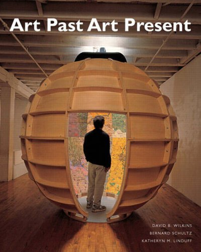 Art Past Art Present  6th 2009 edition cover