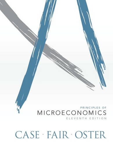 Principles of Microeconomics: 11th 2013 9780133024166 Front Cover