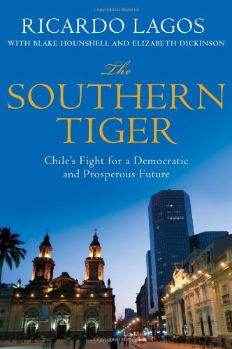 Southern Tiger Chile's Fight for a Democratic and Prosperous Future  2012 edition cover