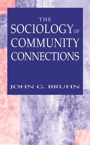 Sociology of Community Connections   2005 edition cover