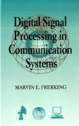 Digital Signal Processing in Communication Systems  1994 edition cover