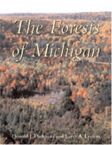 Forests of Michigan   2004 9780472068166 Front Cover