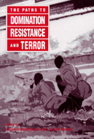Paths to Domination, Resistance, and Terror   1992 edition cover