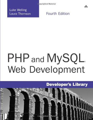 PHP and MySQL Web Development  4th 2009 (Revised) edition cover