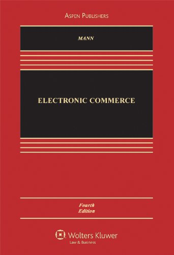 Electronic Commerce  4th 2011 (Revised) edition cover