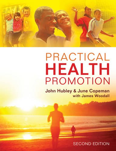 Practical Health Promotion  2nd 2013 edition cover