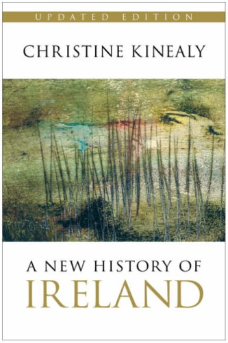 New History of Ireland   2008 9780750948166 Front Cover