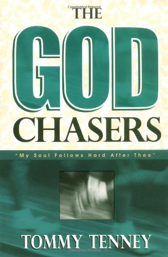 God Chasers My Soul Follows Hard after Thee  1998 edition cover
