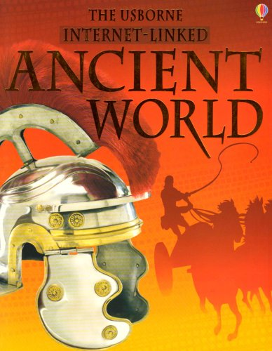 Ancient world - internet Linked  Revised  edition cover
