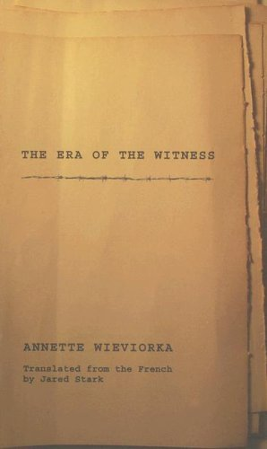 Era of the Witness   2006 edition cover