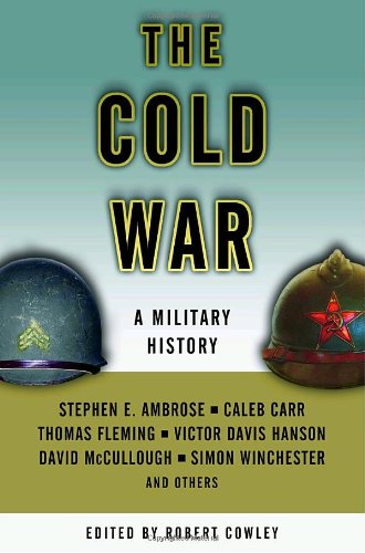 Cold War A Military History N/A edition cover