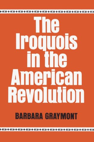 Iroquois in the American Revolution  N/A edition cover