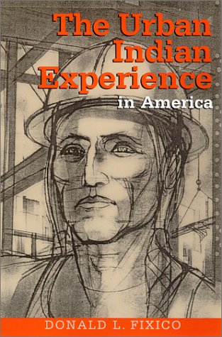 Urban Indian Experience in America   2000 edition cover