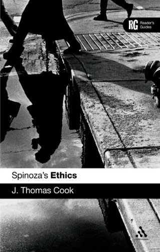 Spinoza's Ethics   2007 edition cover