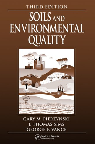 Soils and Environmental Quality  3rd 2005 (Revised) edition cover