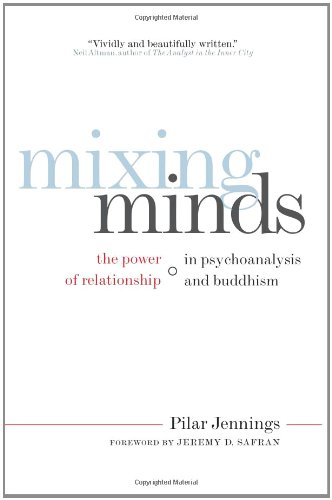 Mixing Minds The Power of Relationship in Psychoanalysis and Buddhism  2011 edition cover