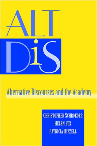 Alternative Discourses and the Academy   2002 edition cover